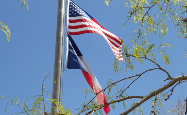 American Flag(photo by Ali Snyder).
