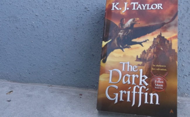 The Dark Griffin (photo by Isabella Tonche)